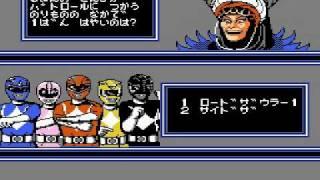 [NES] Power Rangers 2 by Stobczyk 2/2 (Longplay)
