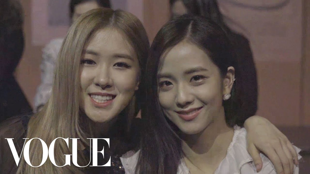 Blackpink Takes Vogue to Coach 1941's Pre-Fall Show in Shanghai | Vogue