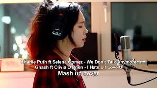 اغنيه we dont talk anymor بصوت المغنيه الكوريه جي فيلا J-felaرررروعه♥♡♥♡