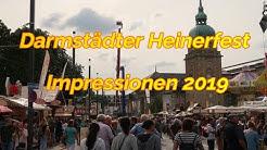 Darmstädter Heinerfest Impressionen 2019