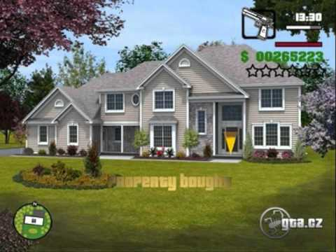 Gta v gameplay official house youtube for Fenetre sale gta 5