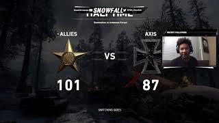 Snowfall's WW2 Map