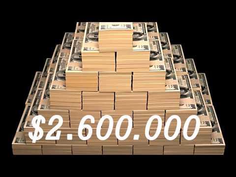 Цена Золота 2017 - Возможна ли цена на золото в 2,6 млн.$  за унцию?