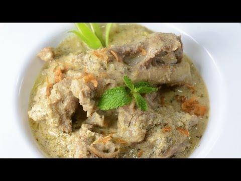 Mutton Masala Hyderabadi style  - By Vahchef @ vahrehvah.com
