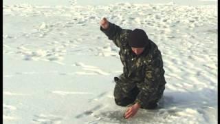 Ловля Окуня Зимой на спортивную мормышку.