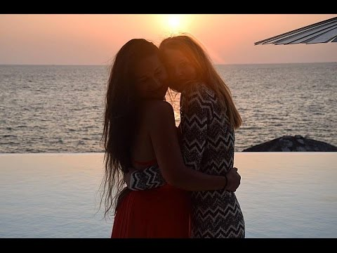 2 GIRLS/30 DAYS ASIA TRIP [HD]
