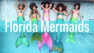 South Florida Mermaids (Miami, Fort Lauderdale, Vero Beach)