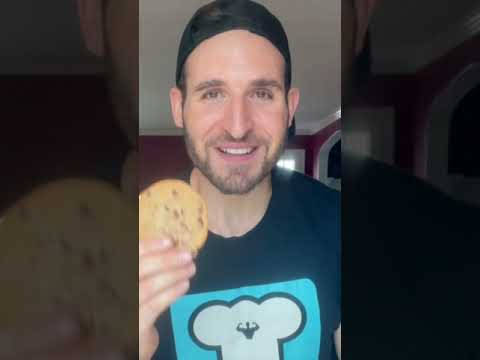 Keto Chocolate Chip Cookies Recipe less than 1 net carb #Shorts