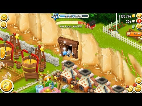 Hay Day Level 92 Update 20 HD 1080p