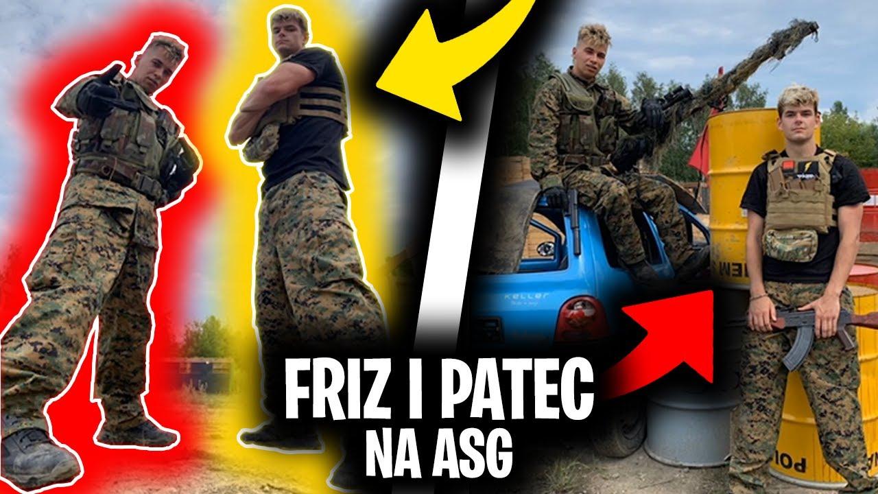 FRIZ I PATEC NA ASG! | Ekipa Relacje