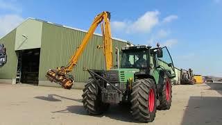 Fendt 4WD tractor type Favorit 514C