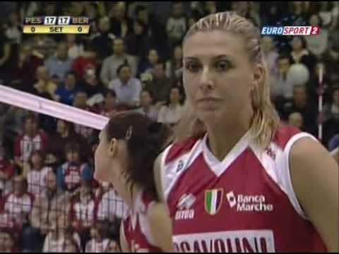 ITALY A1 2008: PESARO x BERGAMO