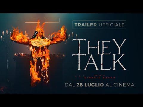 They Talk (2021) - Trailer Ufficiale