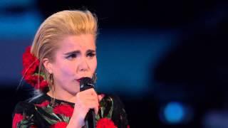 Paloma Faith Wins British Female BRIT Award | BRIT Awards 2015