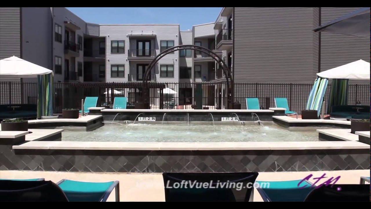 Loft Vue Fort Worth Tx Apartments Grand Campus Living Inc Youtube