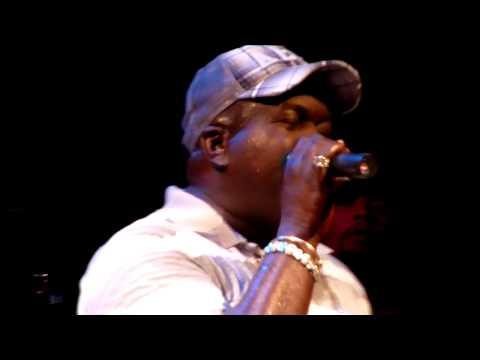 "Barrington Levy ""Vice Versa Love"" 7/7/10 Showcase Live Foxboro, ma"