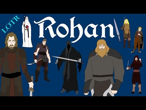 LOTR: Rohan (Complete)