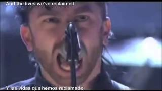 Rise Against- Prayer of the Refugee (Lyrics and sub español)