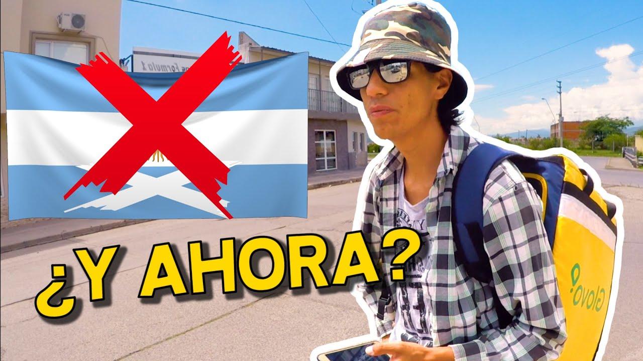 GLOVO se VA de ARGENTINA   ¿Qué pasará con los Repartidores?
