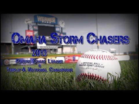 Omaha Storm Chasers 2013 Championship Run Recap