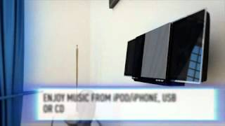 Panasonic SC-HC37 - Compact Stereo System