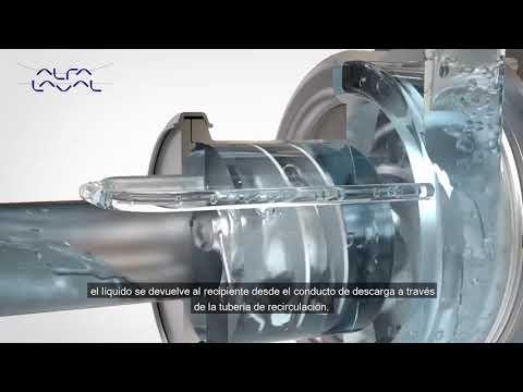 Bomba Centrífuga LKH Prime de Alfa Laval