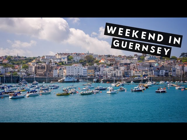 48 HOURS IN GUERNSEY | Staycation on the Channel Islands