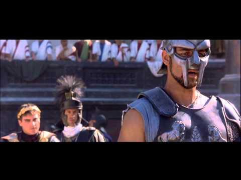 Gladiator - Mein Name ist Maximus Decimus Meridius