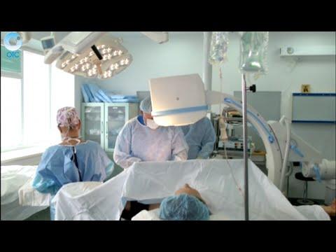 В Отделении травматологии Новосибирской областной больницы ежегодно выполняют 1600 операций