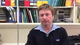 Grant Hollaway - Septoria tritici lifecycle and management