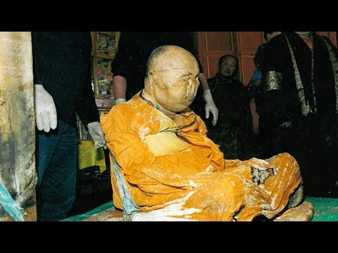 ЭТО ПРАВДА? Нетленный хамбо-лама Итигэлов