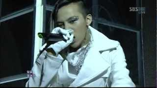 Repeat youtube video BIGBANG_0401_SBS Inkigayo_FANTASTIC BABY