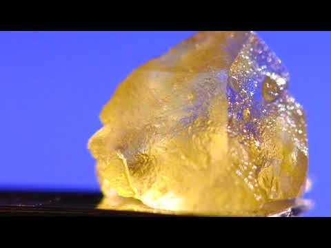 How To Make THCa Crystals from BHO (Easiest Way)