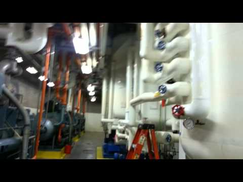 Ammonia Compressor Room YouTube