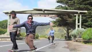 Melbourne Skate trip 2012