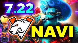VP vs NAVI - 7.22 PATCH NEW META! - Adrenaline Cyber League DOTA 2