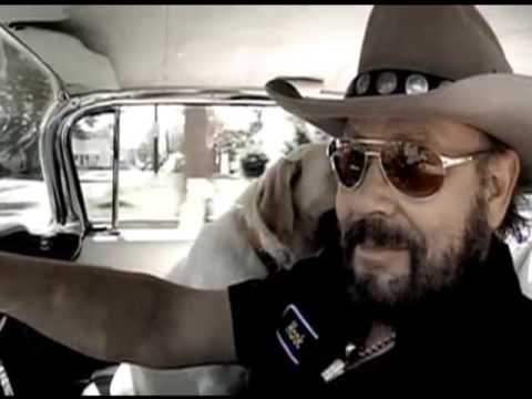 Hank Williams Jr.-Red, White, Pink Slip Blues