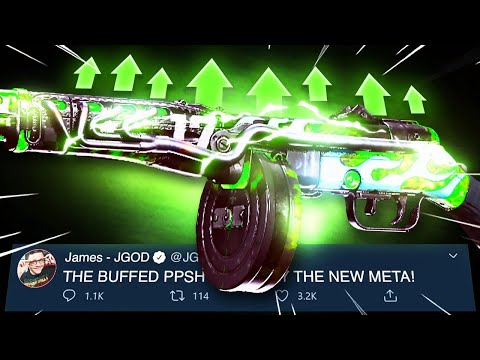 FINALLY.. the PPSH META in Warzone😍