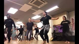 Sankofa Singapore African dance workshop series (Nov 19)