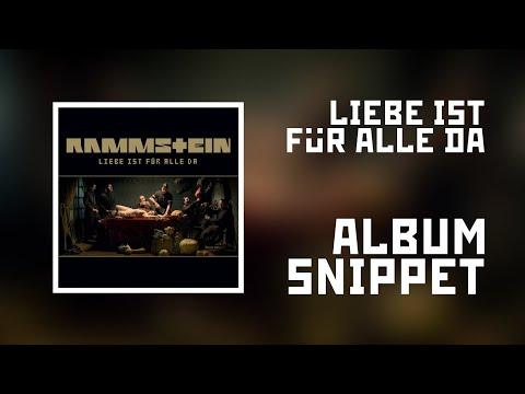 Rammstein - Liebe ist für alle da (Album trailer) | New version