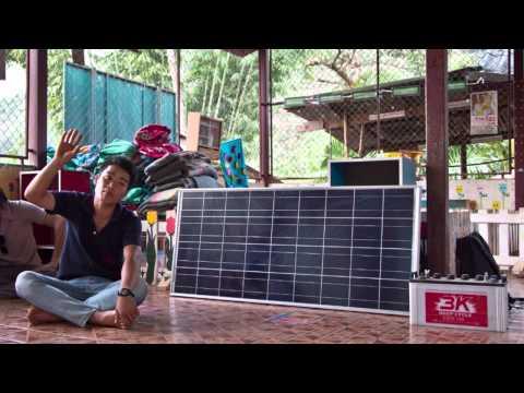 Solar Revolution For Off-grid Thailand