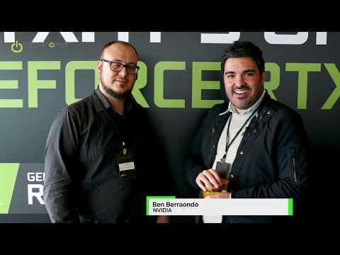 NVIDIA Ben Berraondo Röportajı