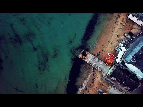 Cornwall and Devon from the Sky: DJI Mavic Pro in 4K