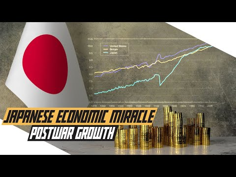 How Japan Became an Economic Powerhouse - Cold War DOCUMENTARY