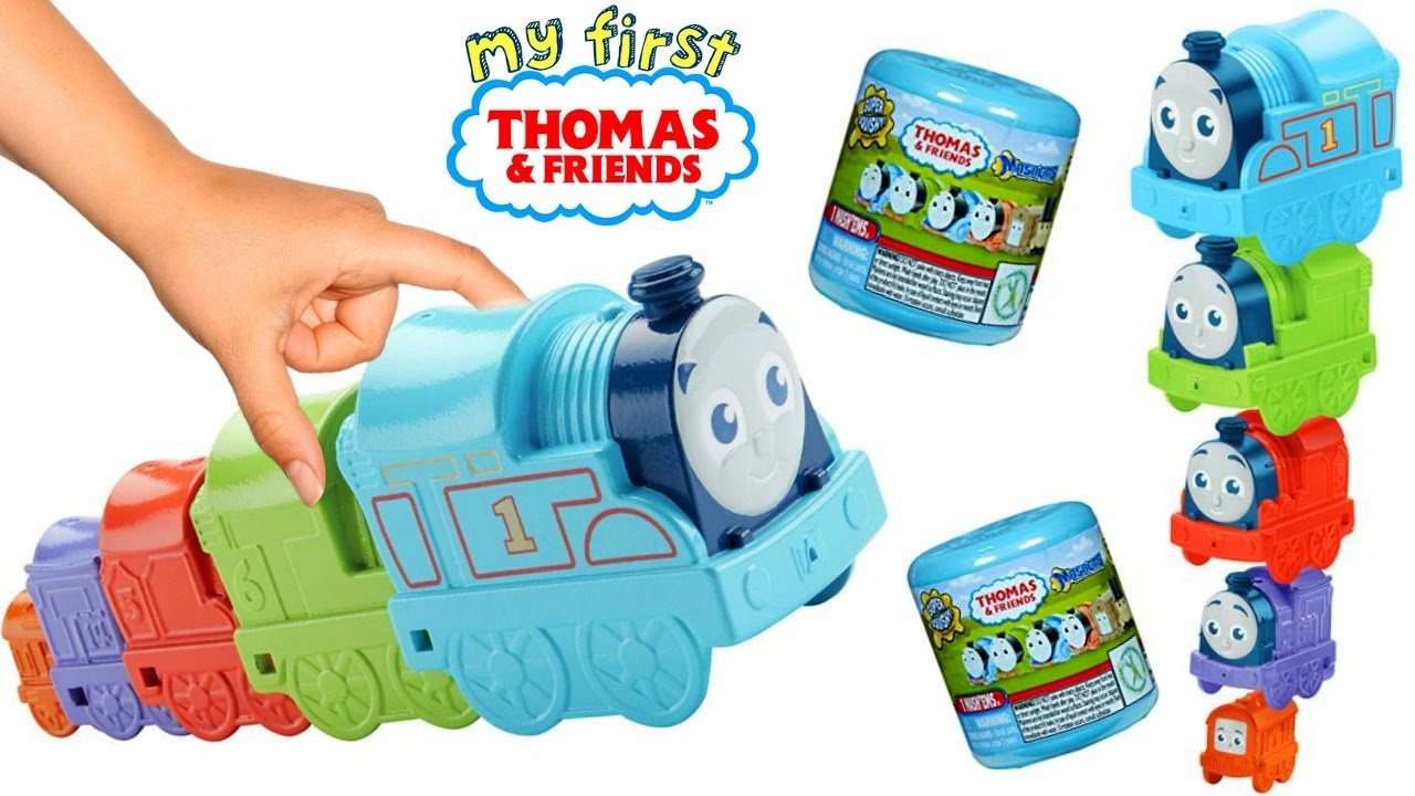 Toys And Friends : Thomas and friends my first nesting engines