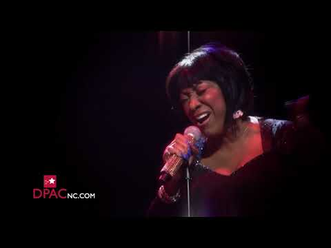 Patti LaBelle 🔊 Live at DPAC 🎙️ March 23, 2018 at 8 pm