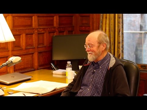 Charles Wuorinen interview, May 2016