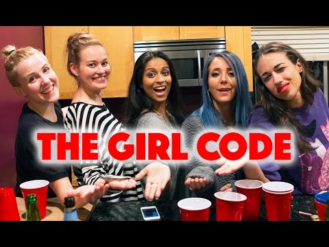 Thumbnail: The Girl Code (ft. Grace Helbig, Harto, Jenna Marbles, Mamrie Hart, Miranda Sings)