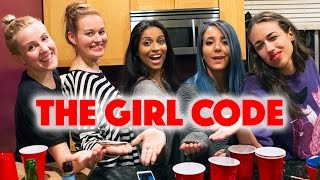 The Girl Code (ft. Grace Helbig, Harto, Jenna Marbles, Mamrie Hart, Miranda Sings) Thumbnail