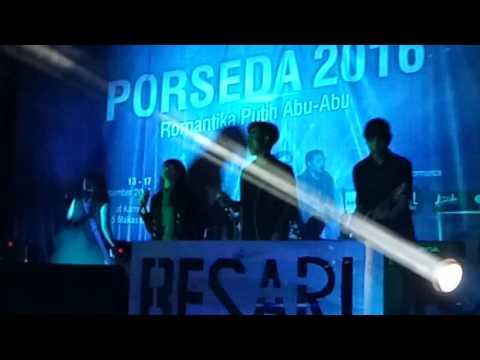 SOL PROJECT - Don't Let Me Down  (LIVE PORSEDA SMUNEL 2016)